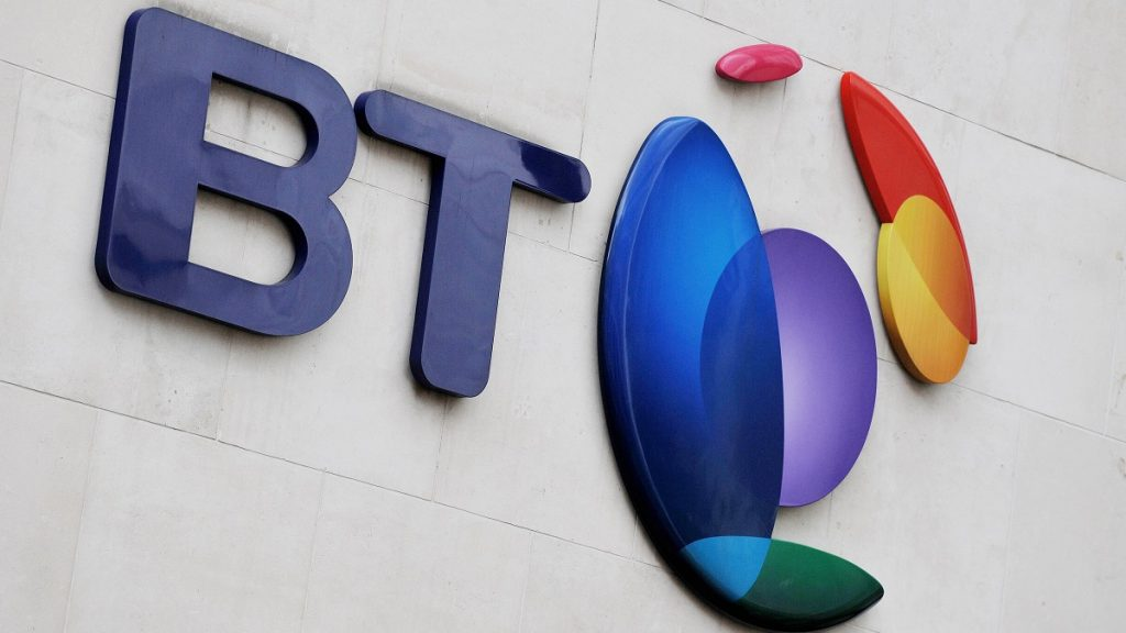 BT price increase